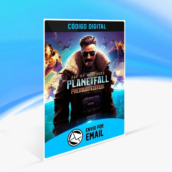 Jogo Age of Wonders  Planetfall - Premium Edition Steam - PC Key