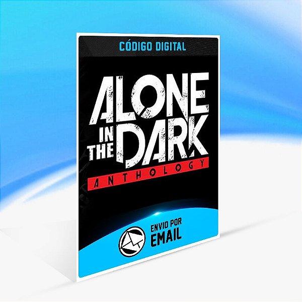 Jogo Alone in the Dark Anthology Steam - PC Key