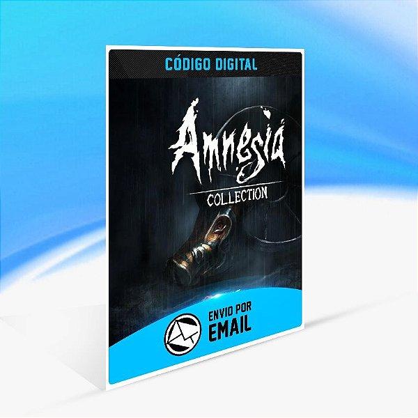 Jogo AMNESIA COLLECTION Steam - PC Key