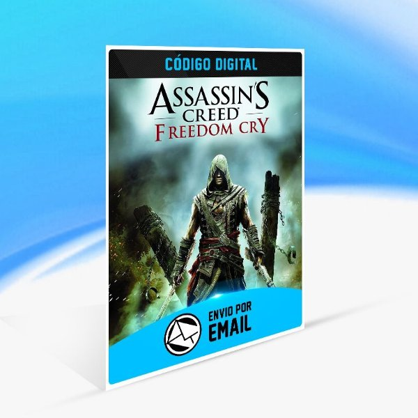 Jogo Assassin's Creed - Freedom Cry (Standalone) Steam - PC Key