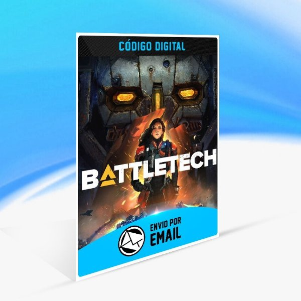 Jogo BATTLETECH - Mercenary Collection Steam - PC Key
