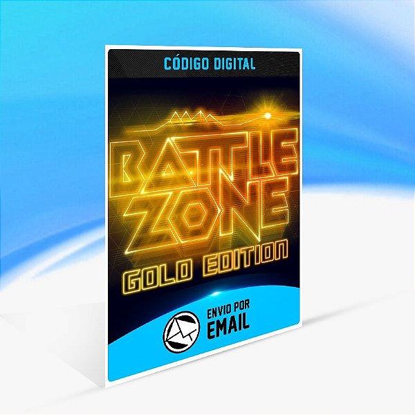 Jogo Battlezone - Gold Edition Steam - PC Key