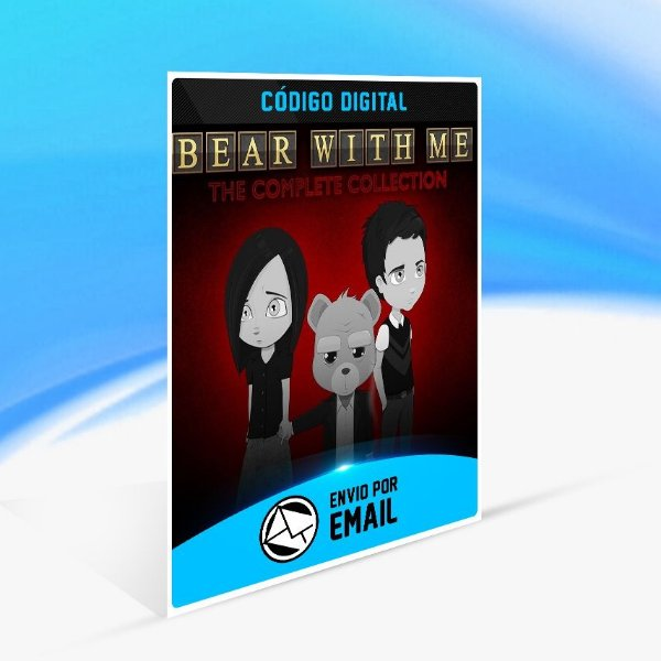 Jogo Bear With Me - The Complete Collection Steam - PC Key