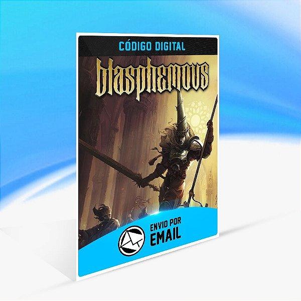 Jogo Blasphemous Steam - PC Key