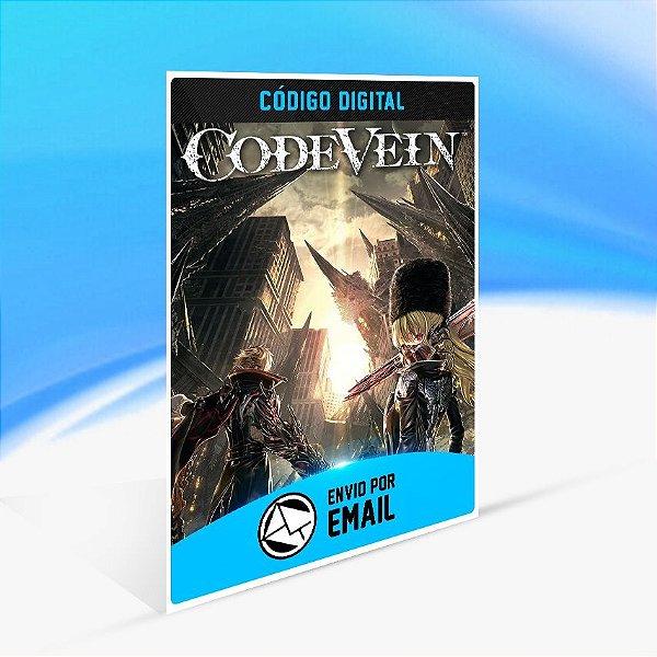 Jogo CODE VEIN Steam - PC Key