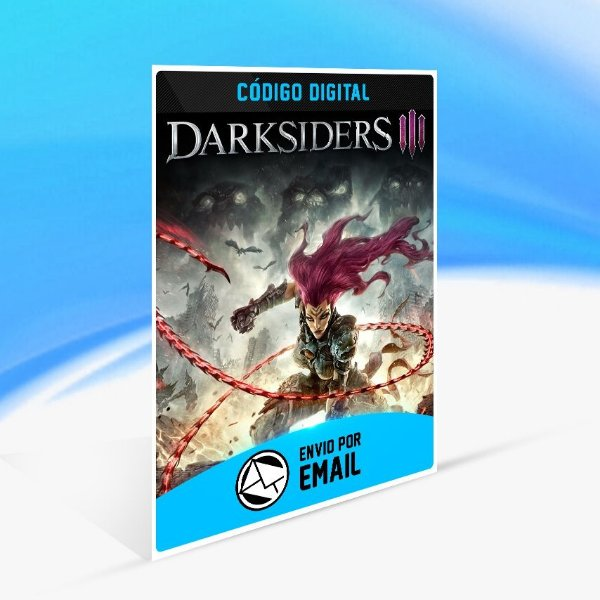 Jogo Darksiders III - Deluxe Edition Steam - PC Key