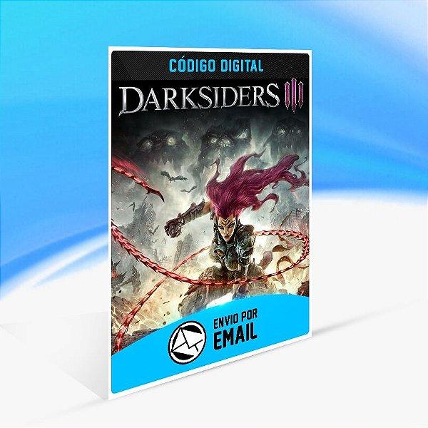 Jogo Darksiders III Steam - PC Key