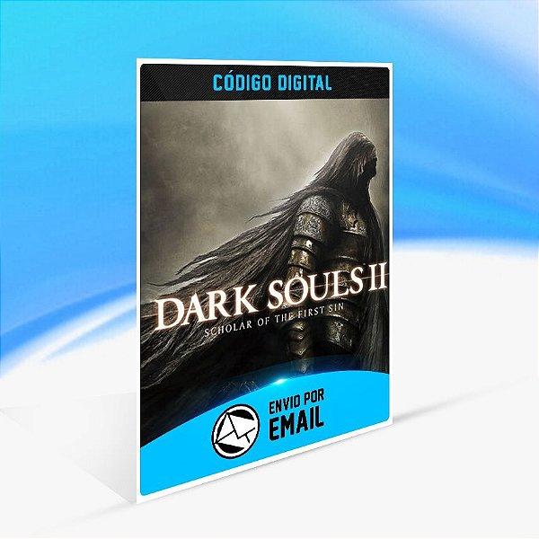 Jogo DARK SOULS II Scholar of the First Sin Steam - PC Key