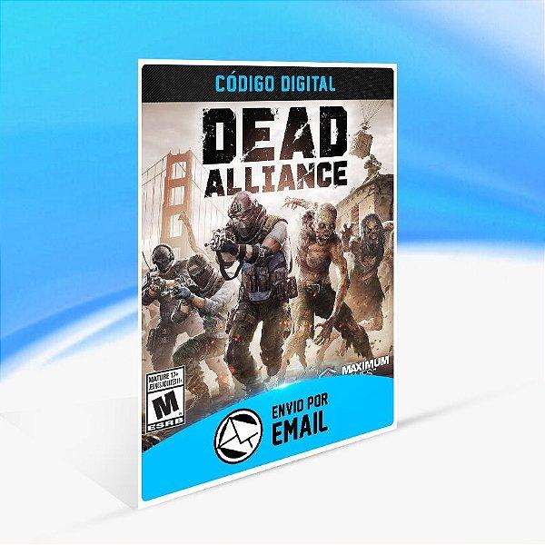 Jogo Dead Alliance Multiplayer Edition + Full Game Upgrade Steam - PC Key