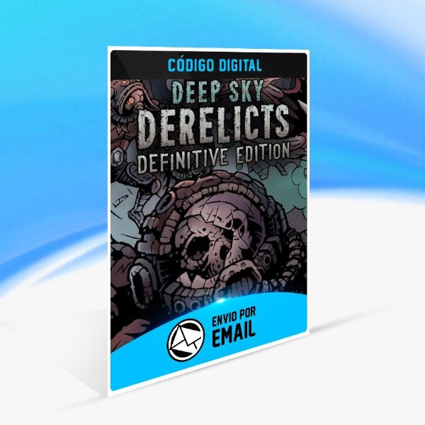 Jogo Deep Sky Derelicts Definitive Edition Steam - PC Key