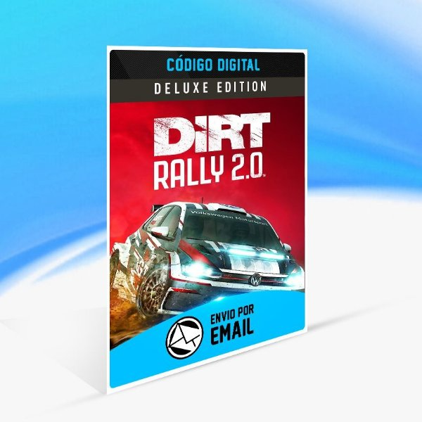 Jogo DiRT Rally 2.0 - Deluxe Edition Steam - PC Key