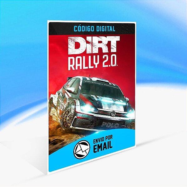 Jogo DiRT Rally 2.0 Steam - PC Key
