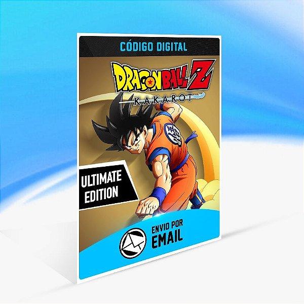 Jogo DRAGON BALL Z  KAKAROT - Ultimate Edition Steam - PC Key