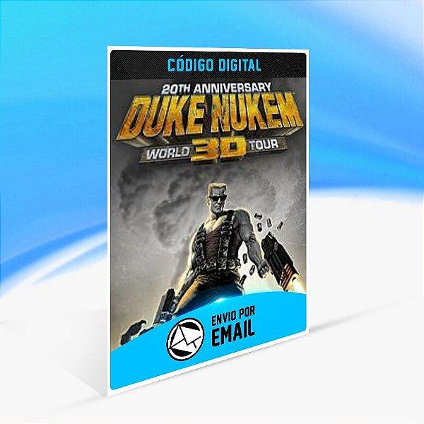 Jogo Duke Nukem 3D  20th Anniversary World Tour Steam - PC Key