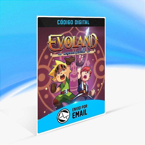 Jogo Evoland Legendary Edition Steam - PC Key
