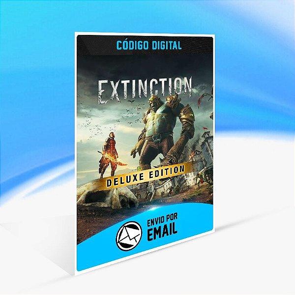 Jogo Extinction Deluxe Edition Steam - PC Key