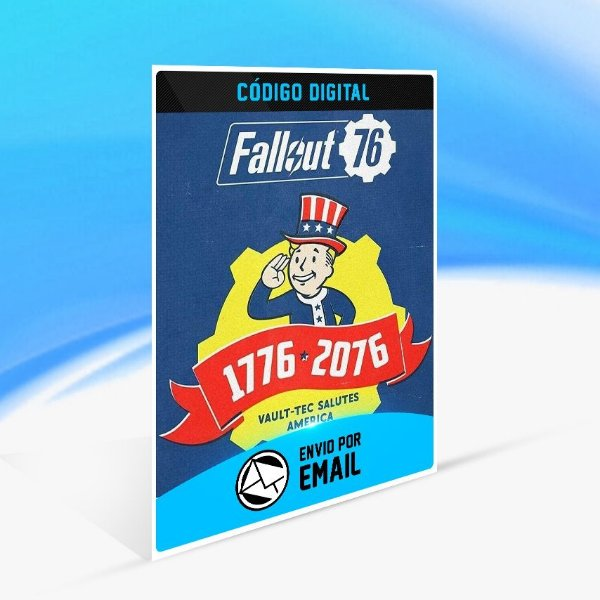 Jogo Fallout 76 Tricentennial Edition Steam - PC Key