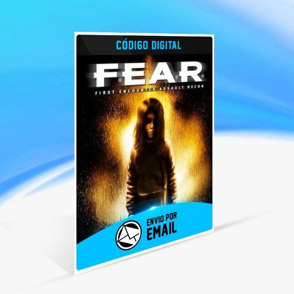 Jogo F.E.A.R. - Ultimate Shooter Edition Steam - PC Key