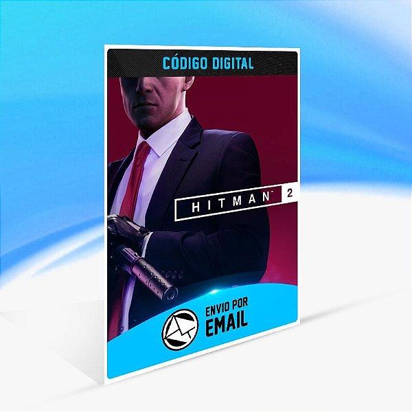 Jogo HITMAN 2 Steam - PC Key