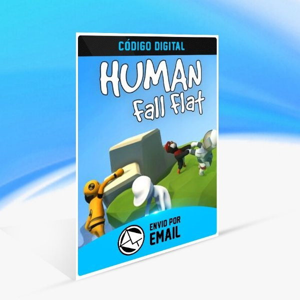Jogo Human  Fall Flat Four Keys Steam - PC Key