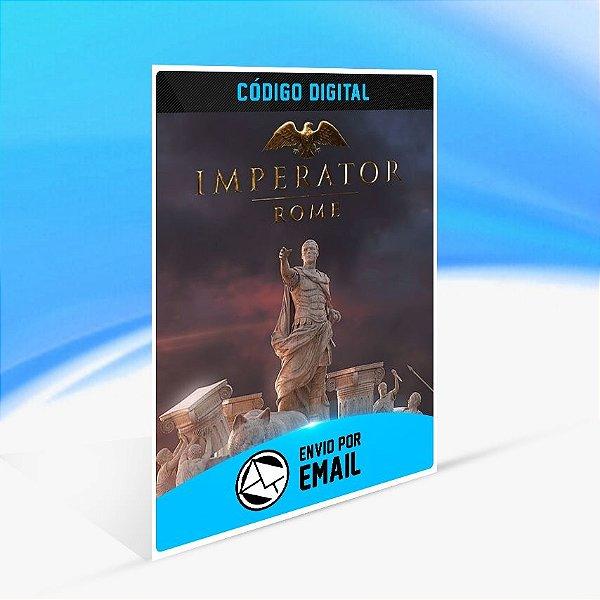 Jogo Imperator Rome Deluxe Edition Steam - PC Key