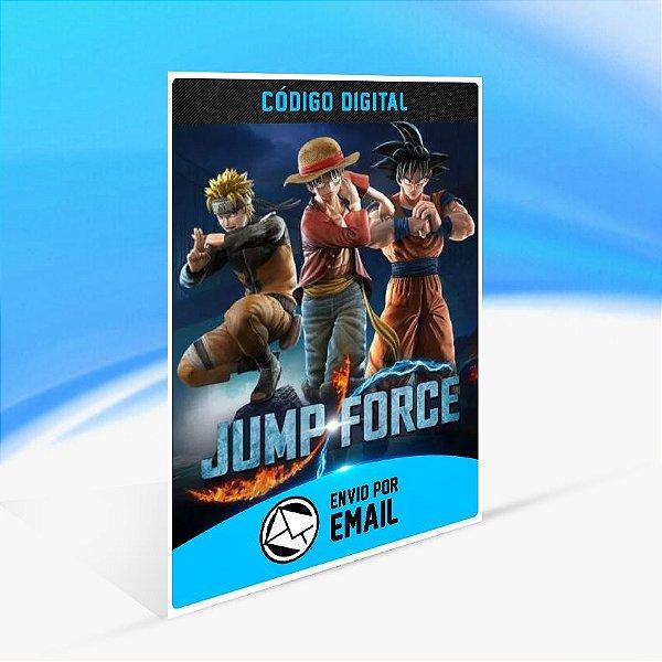Jogo JUMP FORCE Steam - PC Key