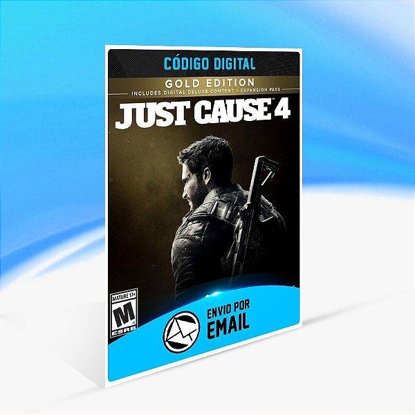 Jogo Just Cause 4 - Gold Edition Steam - PC Key