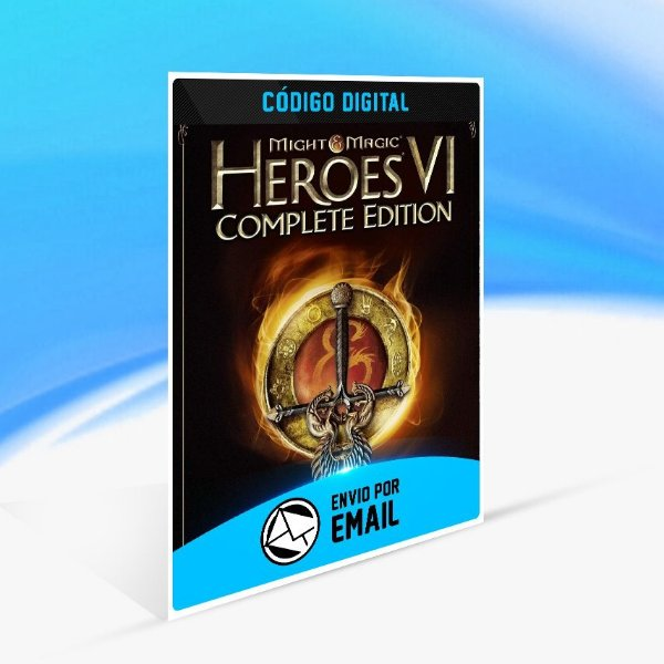 Jogo Might and Magic Heroes VI  Complete Edition Uplay - PC Key