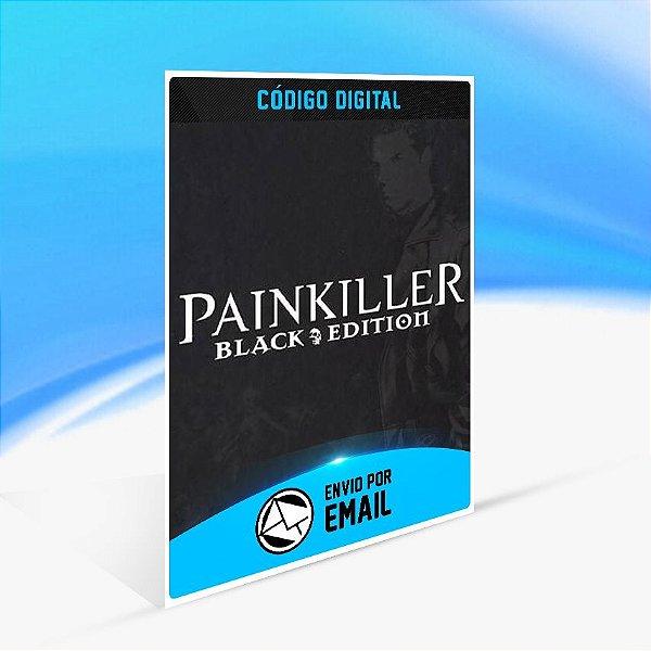 Jogo Painkiller Black Edition Steam - PC Key