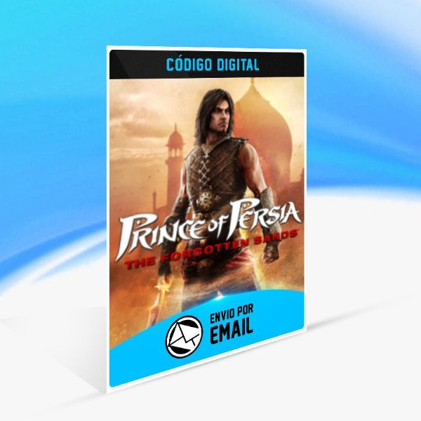 Jogo Prince of Persia The Forgotten Sands Collectors Edition Steam - PC Key
