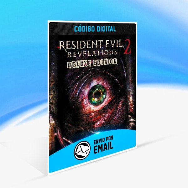 Jogo Resident Evil Revelations 2 Deluxe Edition Steam - PC Key