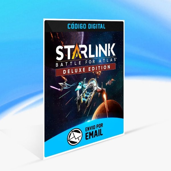Jogo Starlink  Battle For Atlas Deluxe Edition Steam - PC Key