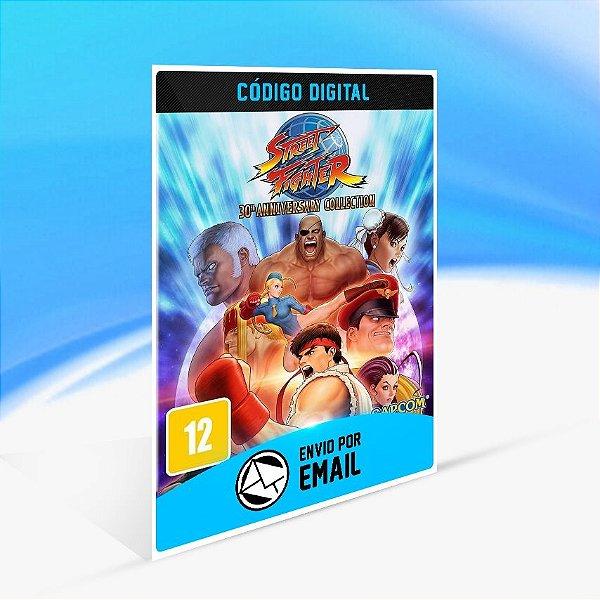 Jogo Street Fighter - 30th Anniversary Steam - PC Key