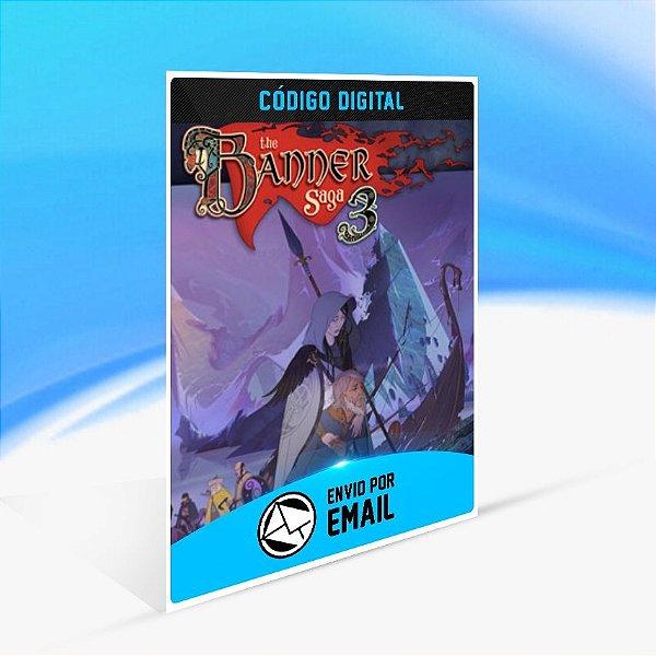 Jogo The Banner Saga 3 - Legendary Edition Steam - PC Key