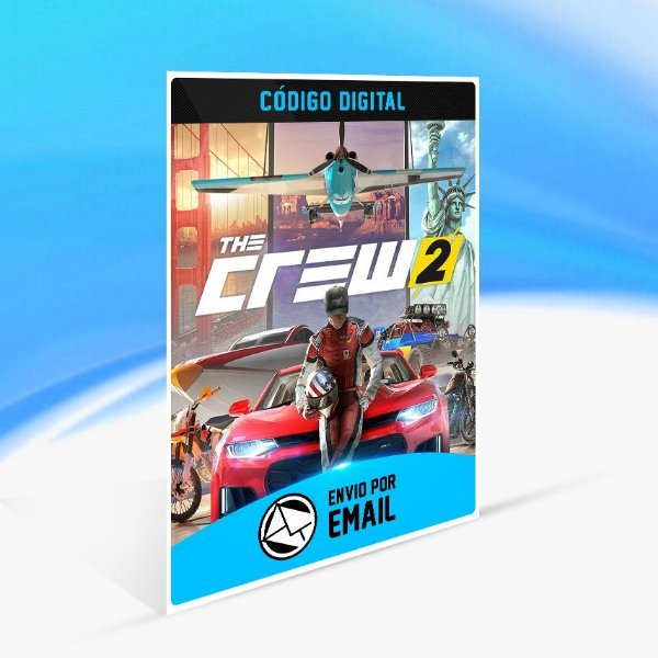 Jogo The Crew 2 Steam - PC Key