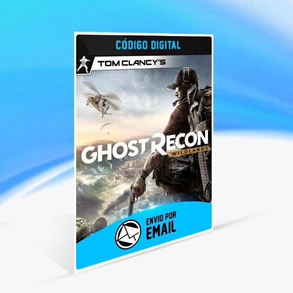 Jogo Tom Clancy's Ghost Recon Wildlands Steam - PC Key