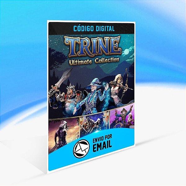 Jogo Trine Ultimate Collection Steam - PC Key