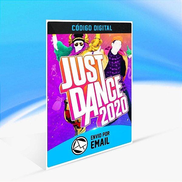 Just Dance 2020 - Nintendo Switch Código 16 Dígitos