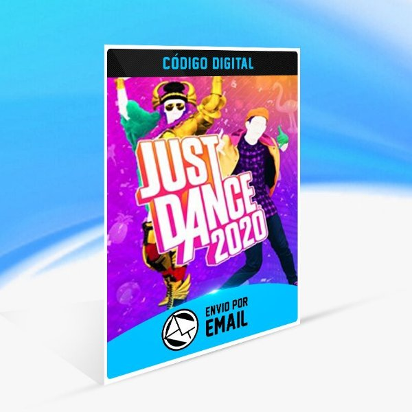 Just Dance 2020 - Xbox One Código 25 Dígitos
