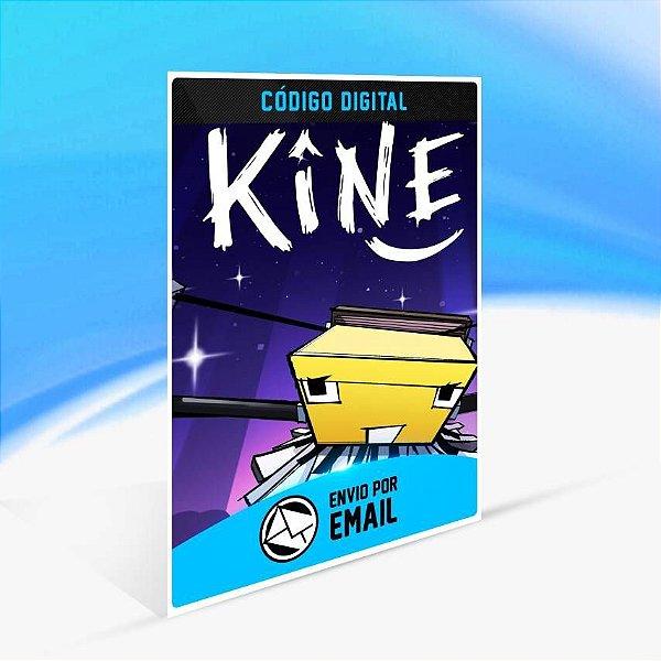 Kine - Xbox One Código 25 Dígitos