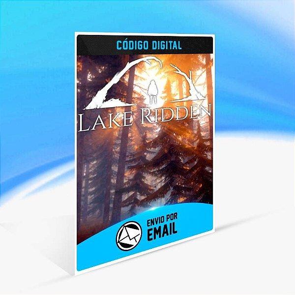 Lake Ridden - Xbox One Código 25 Dígitos