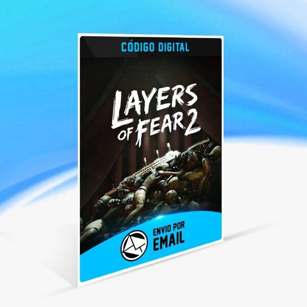 Layers of Fear 2 - Xbox One Código 25 Dígitos