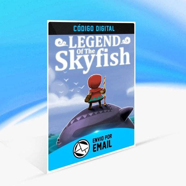 Legend of the Skyfish - Xbox One Código 25 Dígitos