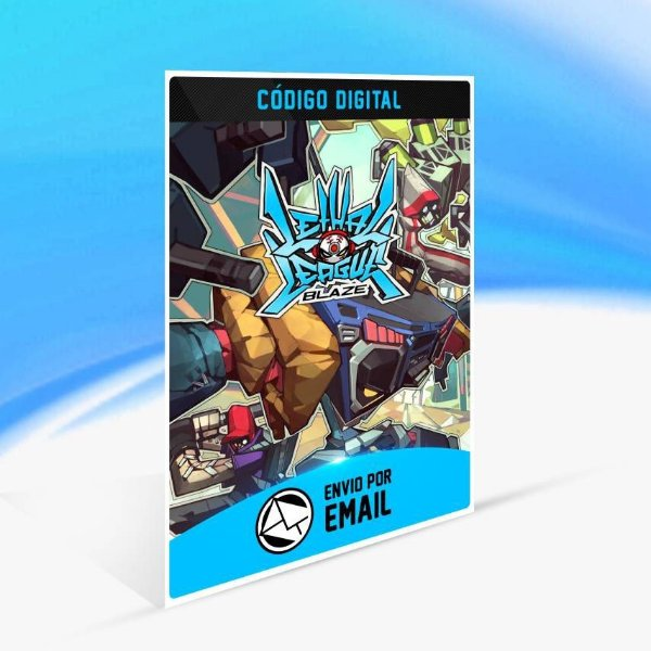 Lethal League Blaze - Xbox One Código 25 Dígitos