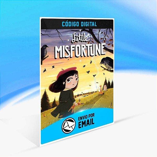 Little Misfortune - Xbox One Código 25 Dígitos