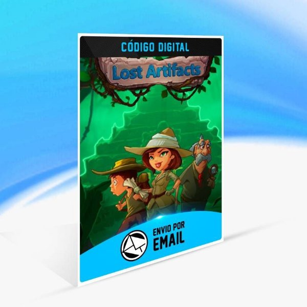 Lost Artifacts - Xbox One Código 25 Dígitos
