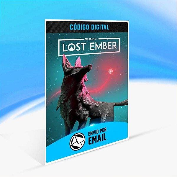 Lost Ember - Xbox One Código 25 Dígitos