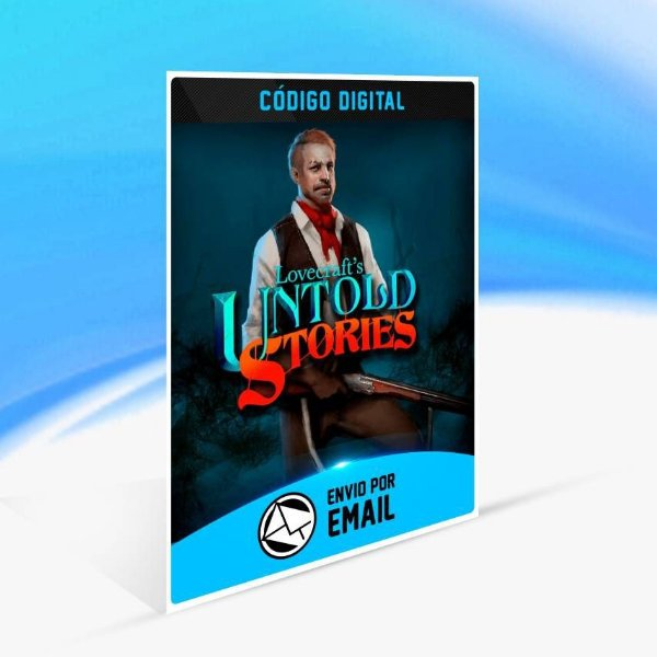 Lovecraft's Untold Stories - Xbox One Código 25 Dígitos