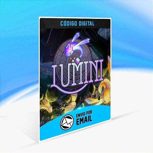 Lumini - Xbox One Código 25 Dígitos