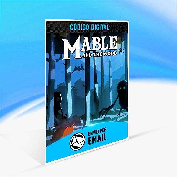 Mable & The Wood - Xbox One Código 25 Dígitos
